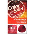 Color & soin 10R rouge flamboyant