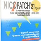 Nicopatch 21mg/24Heures 7 Patchs