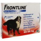 Frontline Spot-On Chien XL (40-60 kg) 4 Pipettes