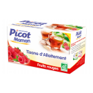 Picot Tisane D'allaitement Fruits Rouges 20 Sachets